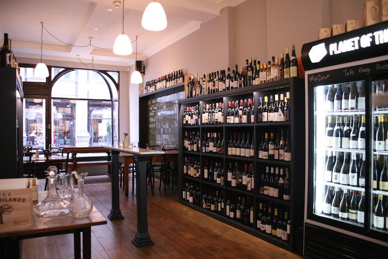 POTG Sicilian - Wine Shop