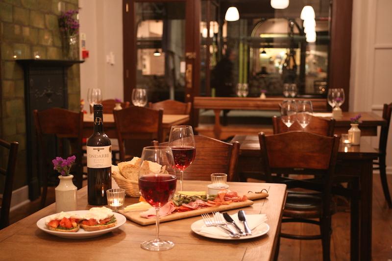 POTG Sicilian - Dinner Time