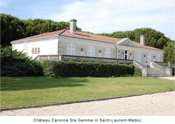Chateau-Caronne-Ste
