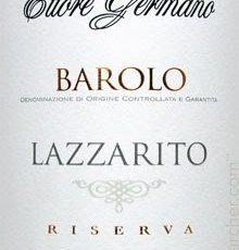 Ettore Germano Piedmont Wine Dinner Bow Lane 27 March 2018