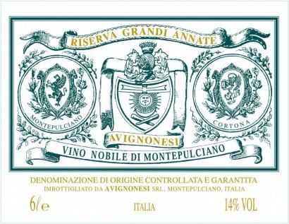 Avignonesi – Tuscan Wine Dinner @ Bow Lane – 01/11/16